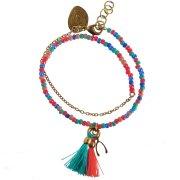 All Wishes Charm Bracelet