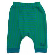Jelly Bean Joggers - Green Stripes