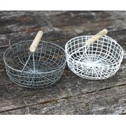 Alama Round Wire Basket
