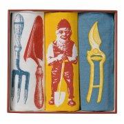 RHS Gardener's Handkerchiefs - Ground Works