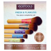 Eco Tools 5 Piece Bamboo Fresh & Flawless Complexion Brush Set