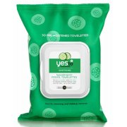 Yes To Cucumbers - Soothing Hypo-allergenic Facial Wipes - 30 pack