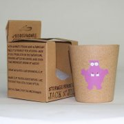 Jack N' Jill Hippo Rinse & Storage Cup