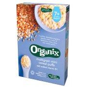 Organix Multigrain Mini Cereal Puffs - 90g
