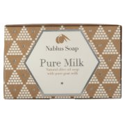 Nablus Natural Olive Oil Soap - Pure Milk