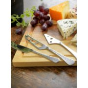Hand-Forged Cheese Knife Set
