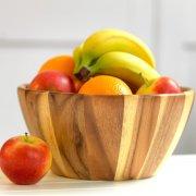 Monkeypod Wooden Bowl