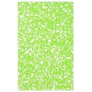 Jangneus Design Dala Tea Towel - Green