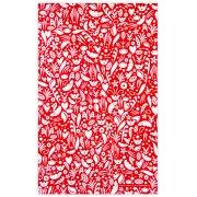 Jangneus Design Dala Tea Towel - Red