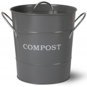 Compost Bucket 3.5L - Charcoal
