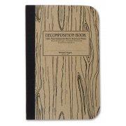Decomposition Mini Pocket Notebook - Wood Grain