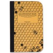 Decomposition Mini Pocket Notebook - Honeycomb