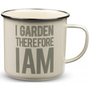 Enamel Gardener Mug