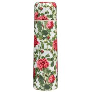 V&A Rose Print Vacuum Flask 500ml - Cream/Pink