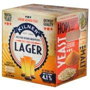 Kilner Make Your Own Lager Kit - 40 Pints