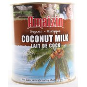 Amaizin Coconut Milk Organic - 2.84Kg