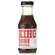 Makers & Merchants King Brown Sauce 305g