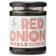 Makers & Merchants Red Onion Pickle 295g