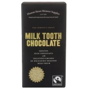 Hoxton Street Monsters Milk Tooth Chocolate 100g