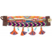 Believer Kids One Love Tassel Collection Bracelet