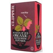 Clipper Organic Rosehip Tea - 20 Bags