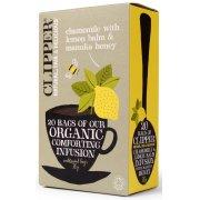 Clipper Chamomile Lemon Balm Manuka Tea - 20 Bags