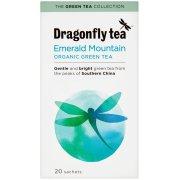 Dragonfly Emerald Mountain Green Tea - 20 bags