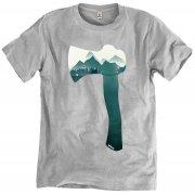 Rapanui Organic Cotton Men's The Mountains T-shirt
