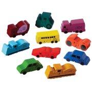 Mini Cars Jigsaws