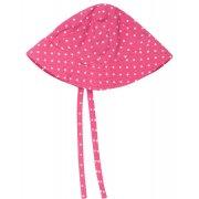 Frugi Reversible Ditsy Hat