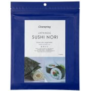 Clearspring Sushi Nori - Toasted - 17g