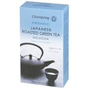 Clearspring Hojicha Roasted Green Tea - 20 Bags