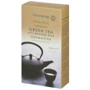 Clearspring Genmaicha Green Tea Bags - 20 Bags