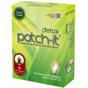 Patch-It Detox Foot Patches - 6 pack