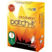 Patch-It Circulation Foot Patches 6 pack