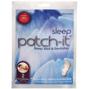 Patch-It Sleep Foot Patches - 2 pack