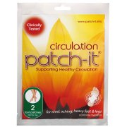 Patch-It Circulation Foot Patches - 2 pack