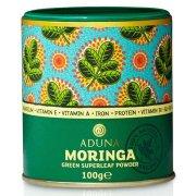 Aduna 100% Organic Moringa Superleaf Powder - 100g