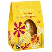 Divine Dark Chocolate Easter Egg with Caramel Bar - 110g