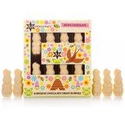 Montezuma's White Chocolate Cheeky Easter Bunnies - 90g