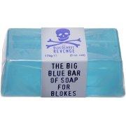 Bluebeard's Revenge Big Blue Bar of Soap for Blokes 175g