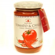 Meru Herbs Tomato and Chilli Sauce - 330g