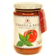 Meru Herbs Tomato and Basil Sauce - 330g