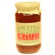 Eswatini Swazi Kitchen Chilli Sauce - 275g