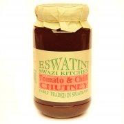 Eswatini Swazi Kitchen Tomato & Chilli Chutney - 340g