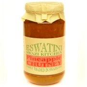 Eswatini Swazi Kitchen Pineapple Chutney - 275g