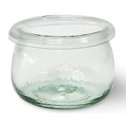 Recycled Glass Nibble Bowl