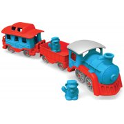 Green Toys Recycled Train Blue