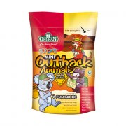 Mini Outback Animal Biscuits Multipack - Vanilla - 175g