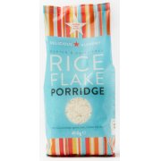 Delicious Alchemy Gluten Free Rice Flake Porridge - 450g